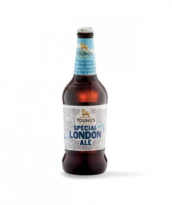 Young's Special London Ale Beer 50 Cl Btl