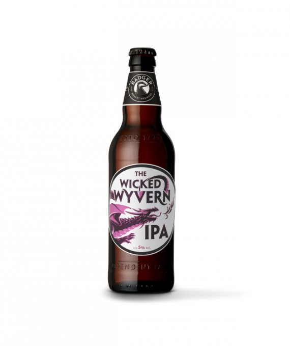 Badger The Wicked Wyvern 50cl Btl