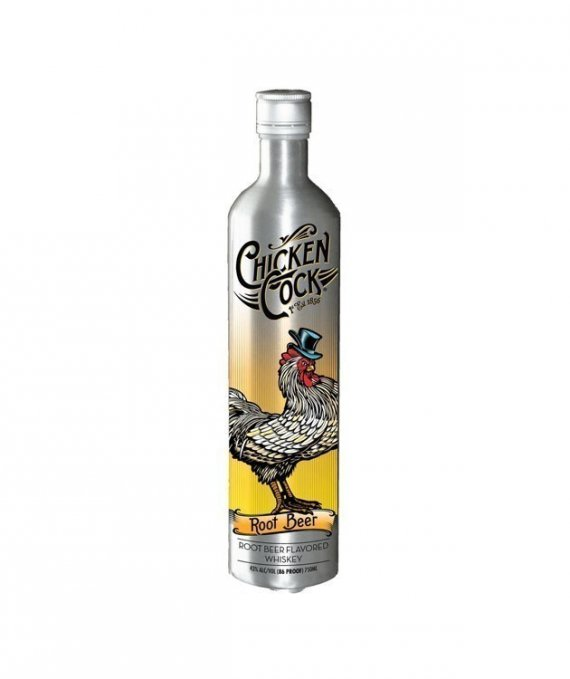 Chicken Cock Root Beer Whiskey 75cl