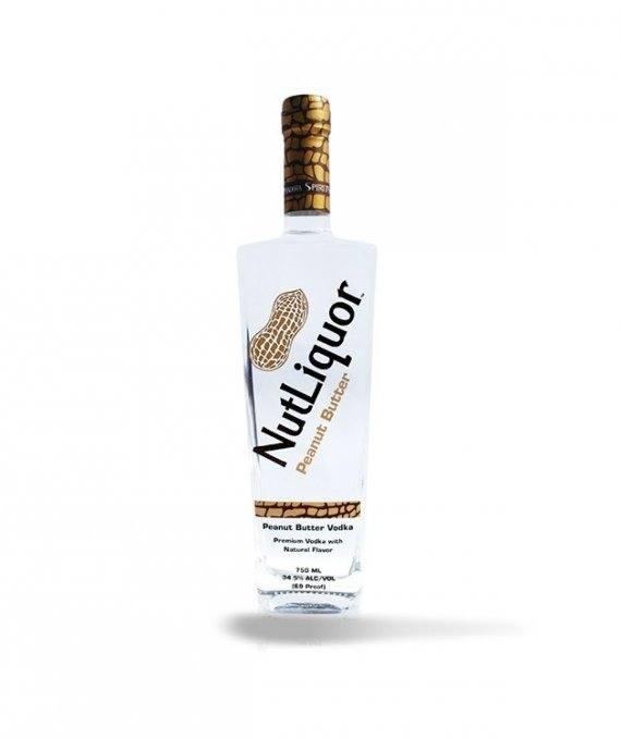 Nutliquor Vodka 75cl