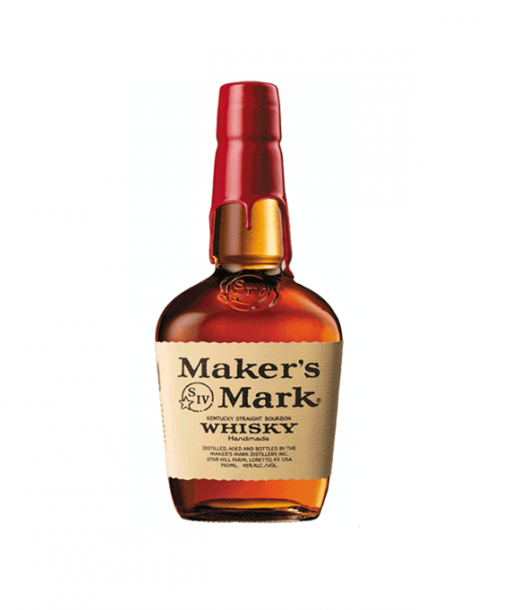 Maker's Mark Kentucky Straight Bourbon 75cl