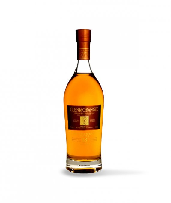 Glenmorangie 18y.O. Highland Single Malt Scotch 70 Cl