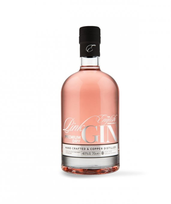 English Drinks Company Pink Gin 70 Cl