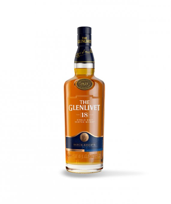 The Glenlivet 18 Y.O Malt Whisky 1l