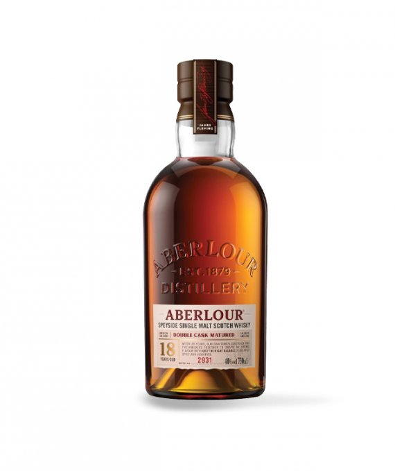 Aberlour 18y.O Single Malt Scotch 50cl