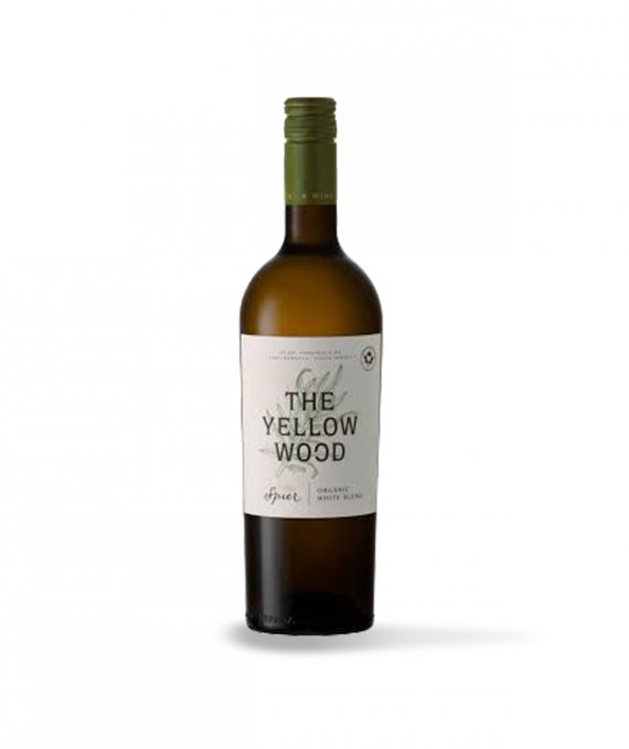 The Yellow Wood Organic White 75cl