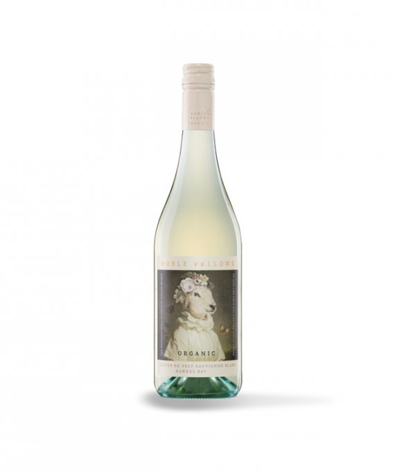 Noble Fellows Organic Hawkes Bay Sauvignon Blanc 75cl