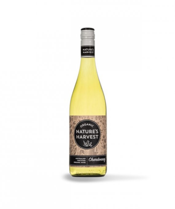 Natures Harvest Organic Chardonnay 75cl