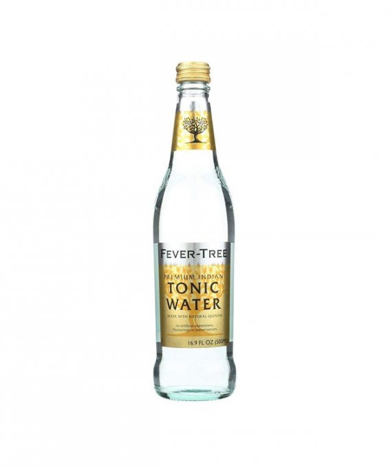 Fever Tree Indian Tonic Water 50cl Btl