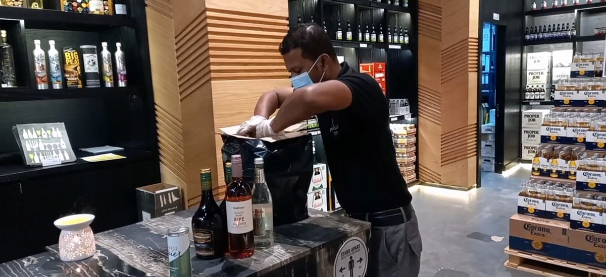Peninsula - Alcohol Delivery for Abu Dhabi