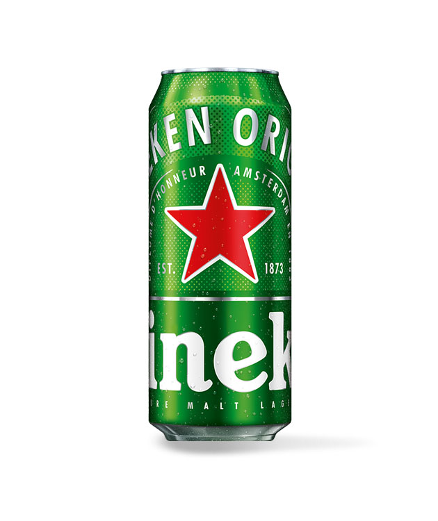 Heineken 50cl Can