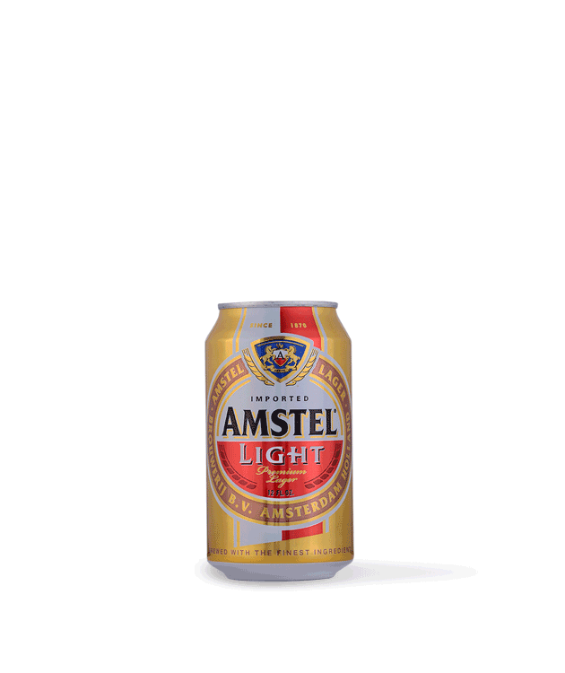 Amstel Light 35.5cl Can