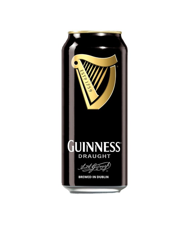Guinness Draught 44cl Can
