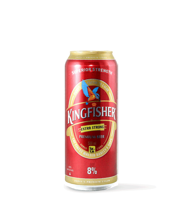 Kingfisher Strong 50cl Can