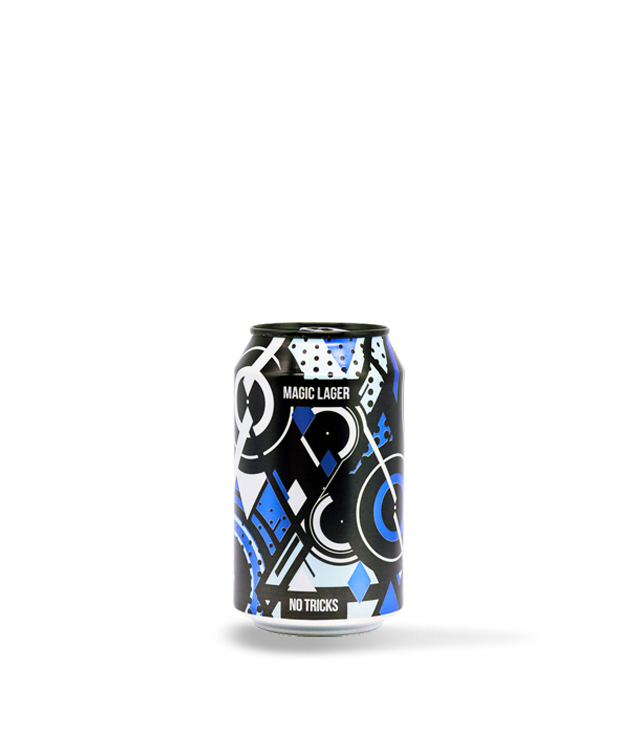 Magic Rock Lager Can 33cl