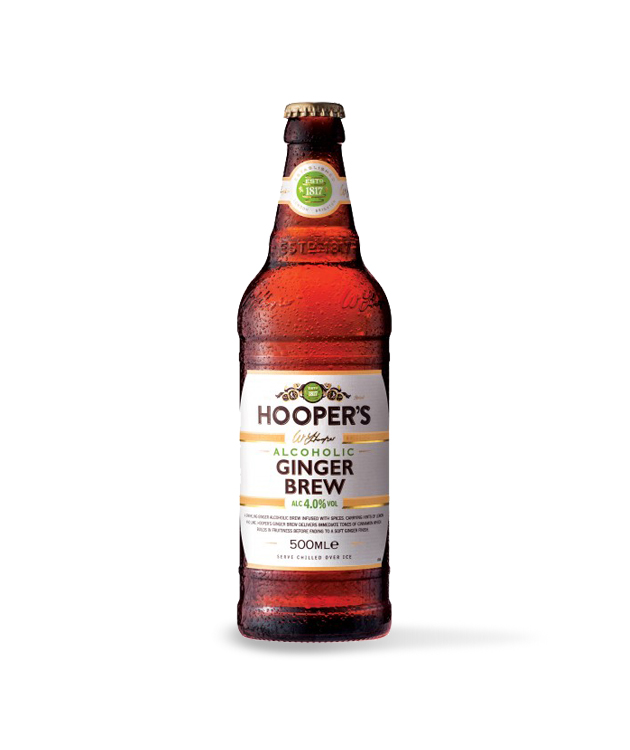 Hoopers Ginger Brew 50cl