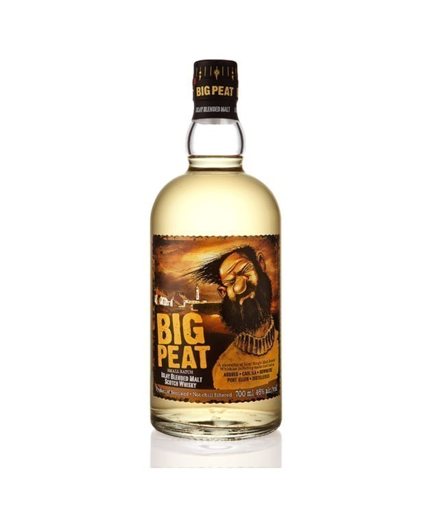 Big Peat Blended Malt Scotch Whisky 70cl