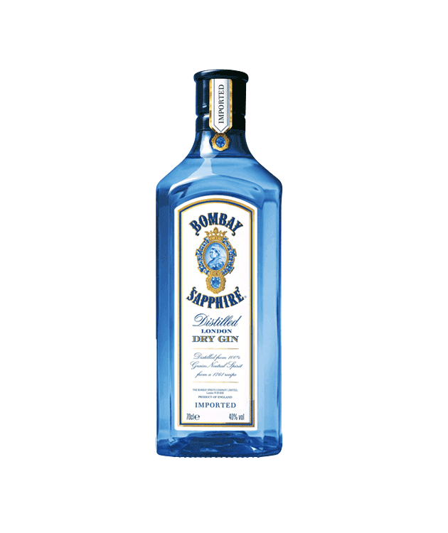 Bombay Sapphire Dry Gin 75cl