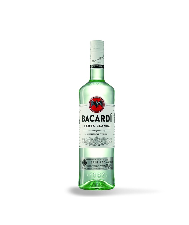 Bacardi Carta Blanca Superior 75cl