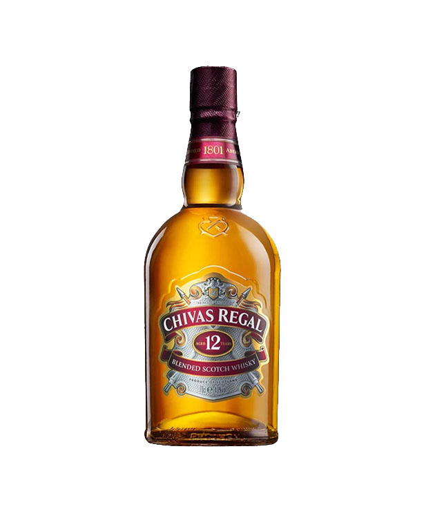 Chivas Regal 12 Year Old 1ltr