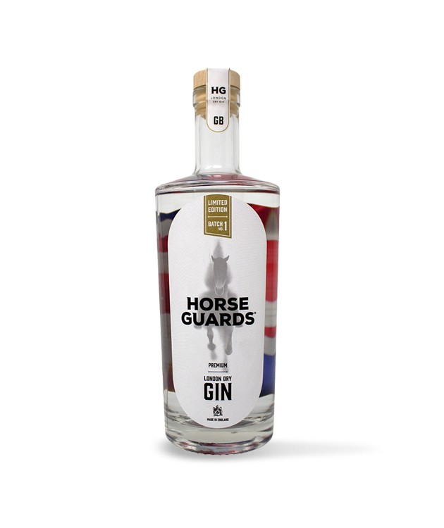 Horse Guards Lon Dry Gin 70cl