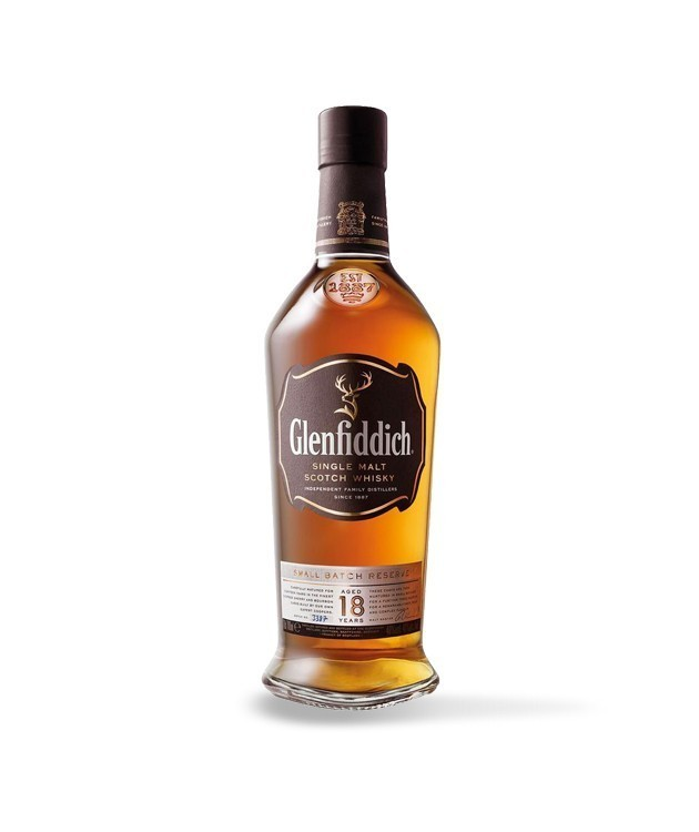 Glenfiddich 18y.O. Single Malt Scotch 75cl