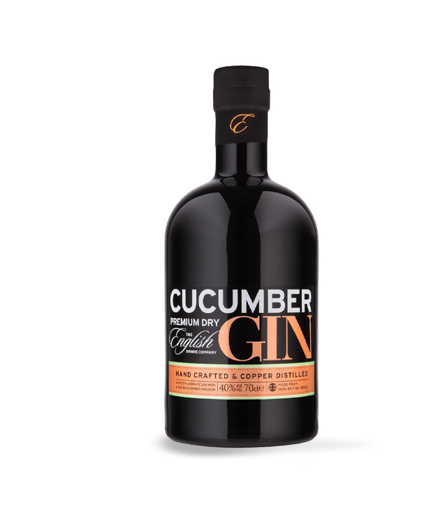 English Drinks Company Cucumber Gin 70cl