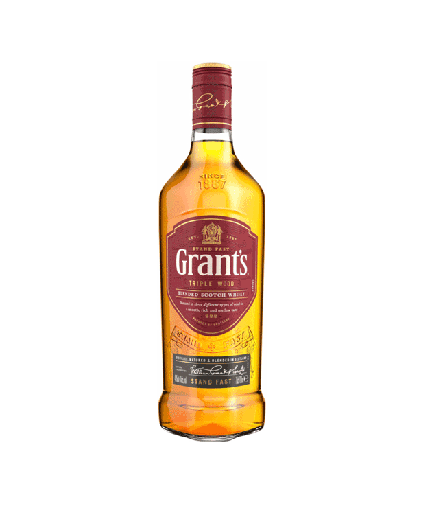 Grant's Triple Wood Blended Scotch Whisky 1ltr