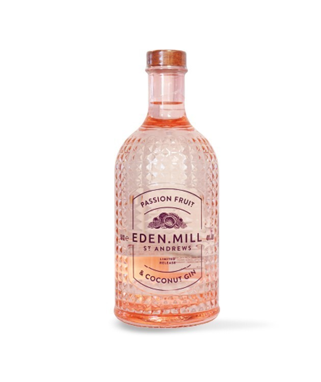 Eden Mill Passion Fruit & Coconut Gin 50cl