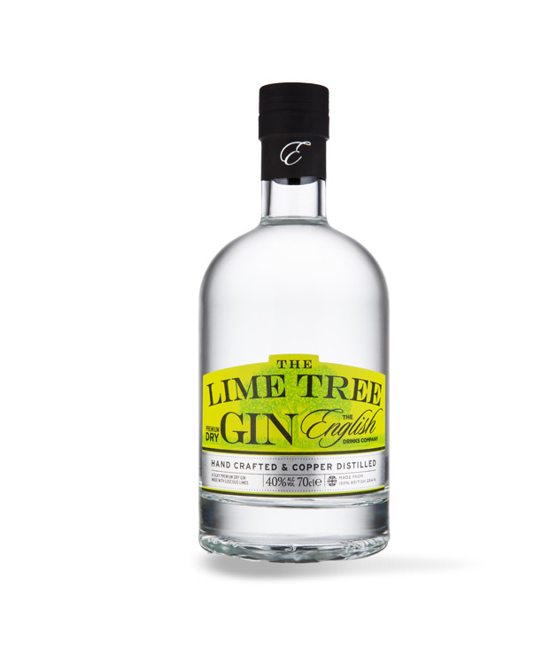 English Drinks Company The Lime Tree Gin 70cl