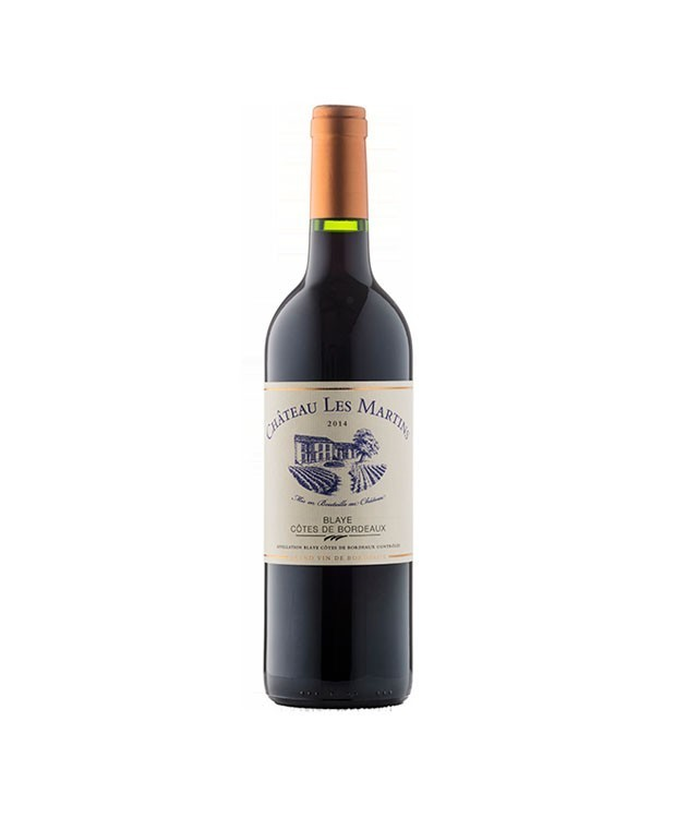 Chateau Les Martins Blaye Red 75cl