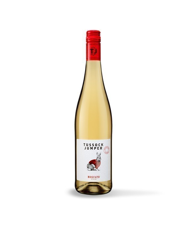 Tussock Jumper Spanish Moscato 75cl