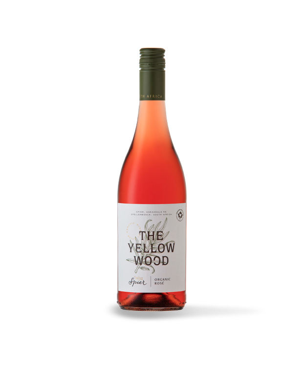 The Yellow Wood Organic Rose 75cl